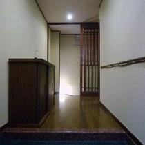 【別邸】玄関