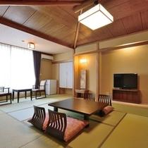 【東館 和室12帖】富士山一望