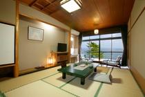 別館大観荘 南館海側和室8畳 基準客室