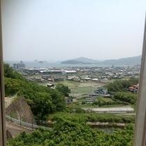 窓からの景色5月
