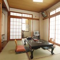 和室8畳のお部屋イメージです