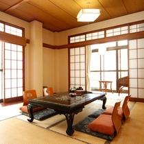 和室10畳のお部屋イメージです