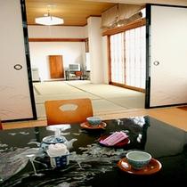 和室14畳のお部屋イメージです