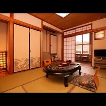 【朝霧】和室6畳(トイレ・洗面・板縁)