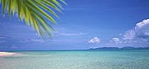 『青い海&青い空』