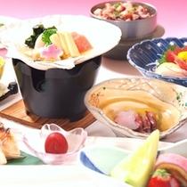 【星の膳】海の幸を味わうなら!三陸の新鮮な素材を使用しています♪