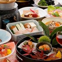 【星の膳】2016年10月からは旬の白身魚『吉次』のみぞれ鍋をお楽しみいただけます!