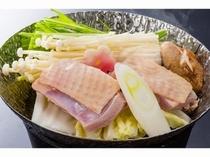 冷豚シャブ 鍋