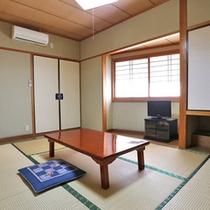 *≪和室6畳一例≫ゆっくりとお寛ぎいただける和室のお部屋です。
