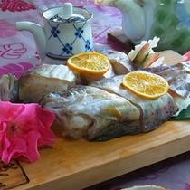 *【あめごの姿寿司】丹精込めて育てたあめごの味は絶品!