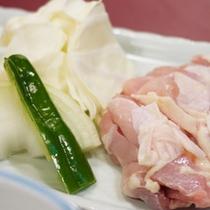 *【夕食一例】旬のご当地食材を大切にしています。