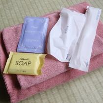*【アメニティ】浴衣、タオルなどをご用意しております。