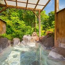 露天風呂 一例2