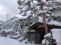 冬の多聞館