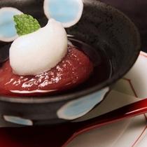 ■季節のデザート/一例