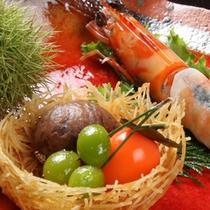 ■季節のお料理/一例