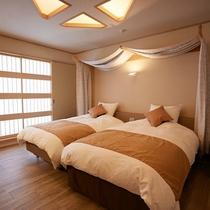 ■熊墅・蓬莱<露天風呂付洋室>/お部屋