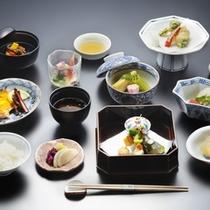 *【日帰り本格会席一例】料亭の味を日帰りのお食事でお愉しみください。