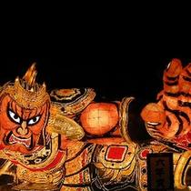 *黒石ねぷた祭り