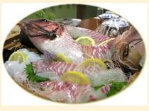 鯛の活造り