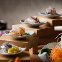 【食事/夕食】日本料理 一例