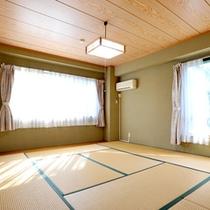 和室も広々♪おくつろぎください。