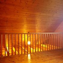 *【ログハウス海望亭】木のぬくもりが心地よいログハウスです。