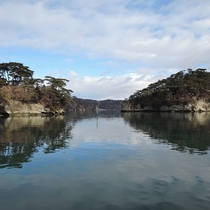 *【島巡り】当館主人が案内する表松島の島巡り(イメージ)