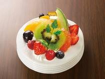 季節のホールケーキ(一例)