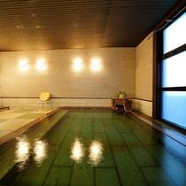 大浴場 【座庵〜ざあん〜】殿方の湯