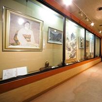 日本美術のギャラリーコーナー