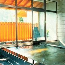 天然温泉大浴場(24時間入浴可能)