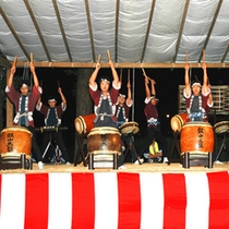 秋祭り・和太鼓