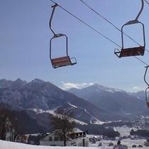 岩原スキー場_リフト