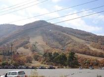 秋の斑尾山