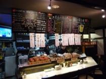 ホテル1F釧路食堂カウンター
