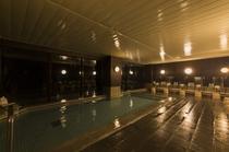 4階展望風呂 夜