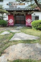 鶴庵・玄関