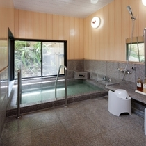ご家族でゆっくり温泉を満喫いただける家族風呂もご用意しております(別途料金がかかります)