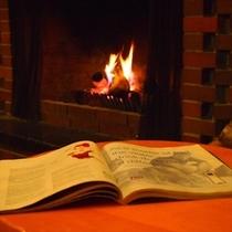 暖炉 イメージ