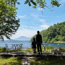 野尻湖 イメージ