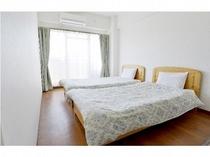 2SLDK(ベッドルーム)