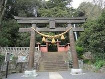 八幡野の氏神様 八幡宮来宮神社