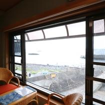2F(窓から見た風景)*