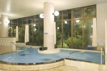 天然温泉センター内 大浴場