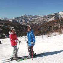 万座温泉スキー場①