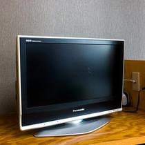 客室 液晶テレビ