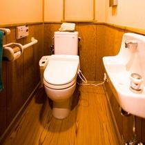 客室 トイレ