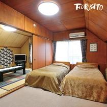 【もちのき】レストラン2Fに作られた和室と洋室のお部屋