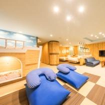 平成29年4月新規オープン客室【湊(みなと)】オーシャンビュー82.3平米の広々としたお部屋♪